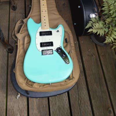 Fender Mustang 90 2020 Surf Green