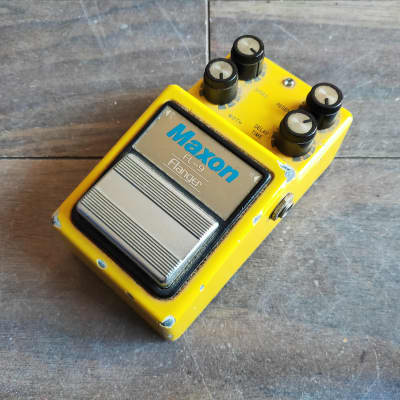 1982 Maxon FL-9 Flanger Vintage MIJ Japan Effects Pedal