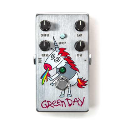 MXR Green Day Dookie V3 DD25 Drive Pedal