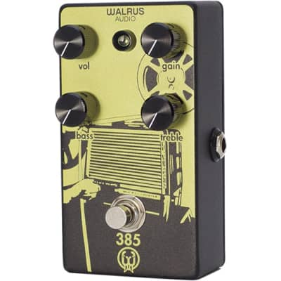 Walrus Audio 385 Overdrive Pedal for sale