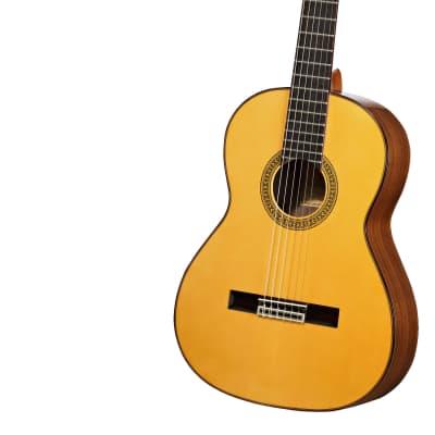 Spanish Classical Guitar VALDEZ MODEL 5 S - solid top for sale