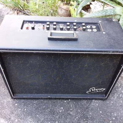 Sano 500R 2x12  vintage 1960's tremolo/reverb dual channel EL34s for sale