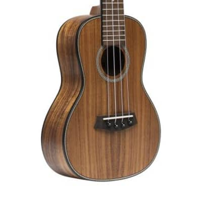ISLANDER Traditional concert ukulele with solid acacia top SAC-4 for sale