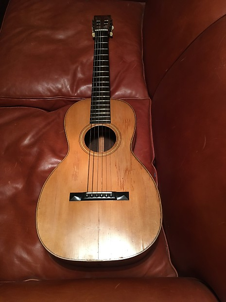 Martin Parlor Guitar 1880 Natural | Thirdmeadow