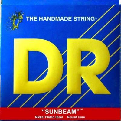 DR NMR-45 Sunbeam 4-string Bass Set, 45-105