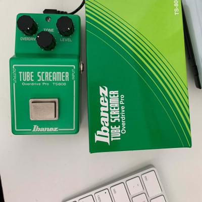 Ibanez TS808 Tube Screamer 2017 Green