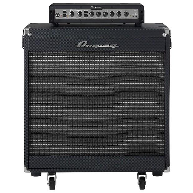 ampeg portaflex pf 500 bass amplifier head pf 210he reverb. Black Bedroom Furniture Sets. Home Design Ideas