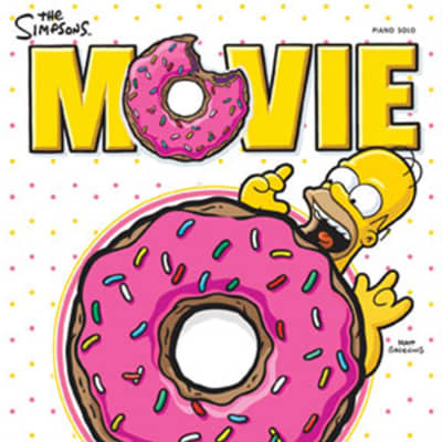 Simpsons Movie Selections
