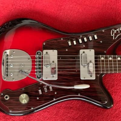 Goya Rangemaster Red Burst 1967/68 for sale