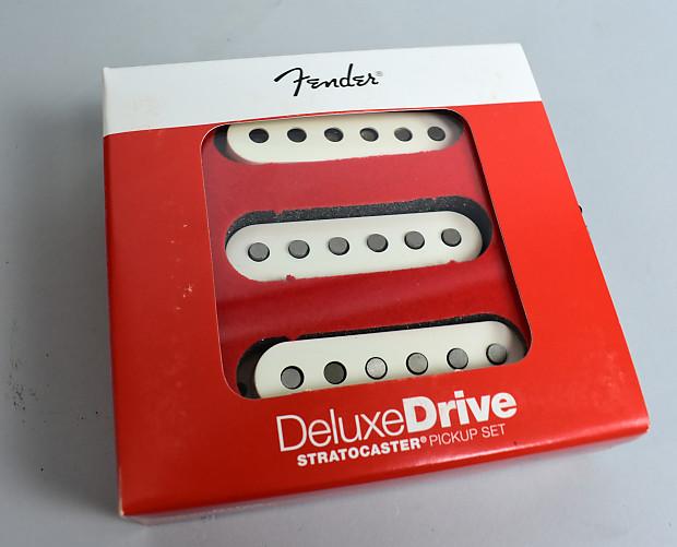 fender deluxe drive stratocaster high output high intensity reverb. Black Bedroom Furniture Sets. Home Design Ideas