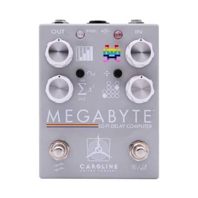 Caroline Megabyte Lo-Fi Delay Computer for sale