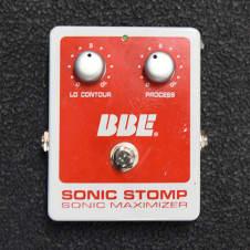 BBE Sonic Stomp Sonic Maximizer