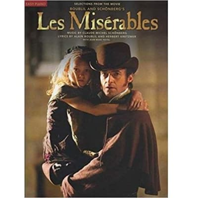 Les Miserables: Selections from the Movie (Easy Piano)