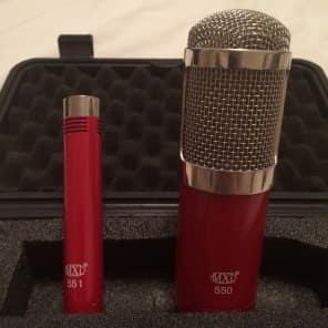 MXL 550 / 551R Microphone Ensemble