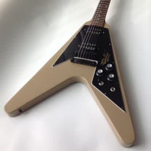 Gibson Government Series Flying V II Tan