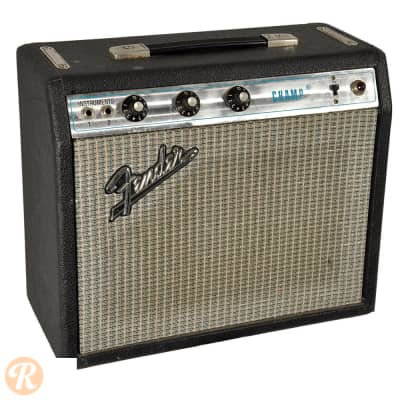 Fender Champ Mid- 70s Silverface