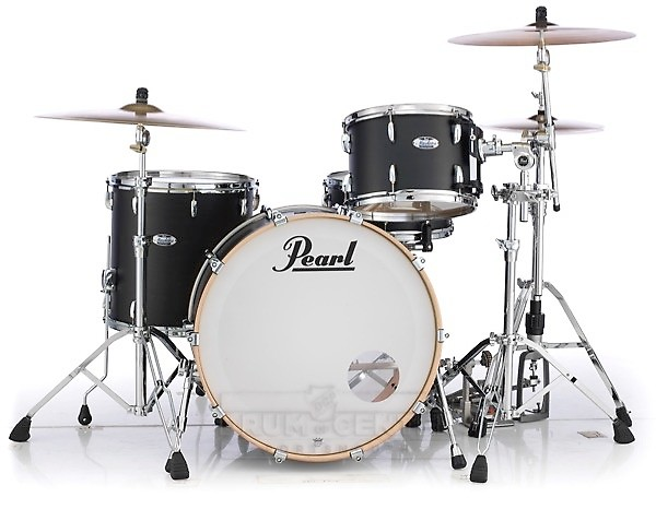 Pearl Masters Maple Complete 3pc Drum Set 24/13/16 Matte