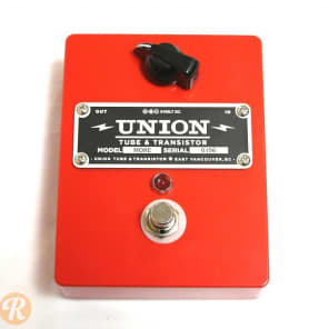 Union Tube & Transistor More Overdrive