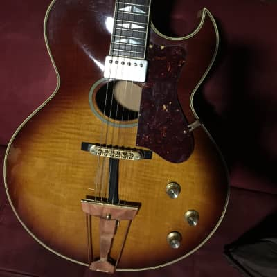 Electra Howard Roberts 1970s 2-Tone Sunburst