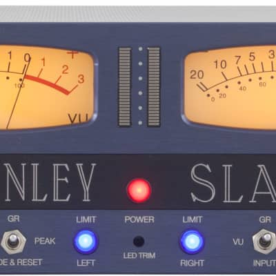 New Manley Labs SLAM! Stereo Limiter and Microphone Preamp; Free Items With Buy It Now Price Only.