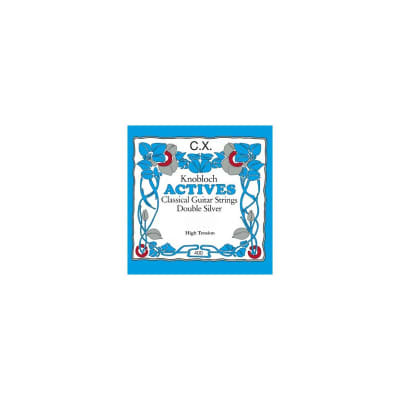 Knobloch Actives CX 4-D High Tension Classical Single String
