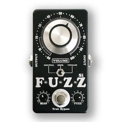King Tone Guitar miniFUZZ SI - Silicon Vintage Fuzz