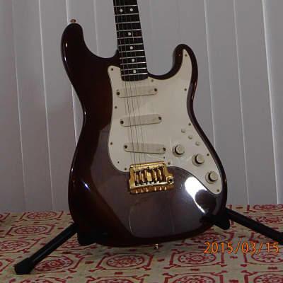 Fender Walnut Elite Strat 1983