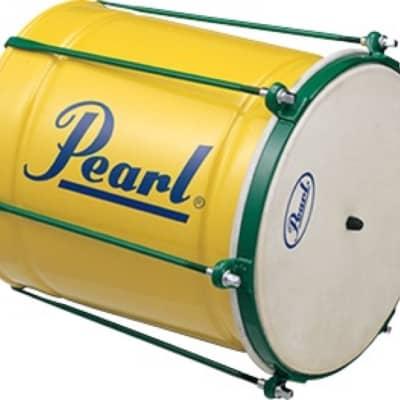 Pearl 10x8.5 Steel Cuica