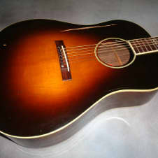 Gibson Advanced Jumbo Acoustic Guitar 2004 Sunburst