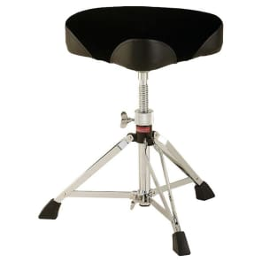 Ludwig L349TH Double-Braced Saddle Drum Throne