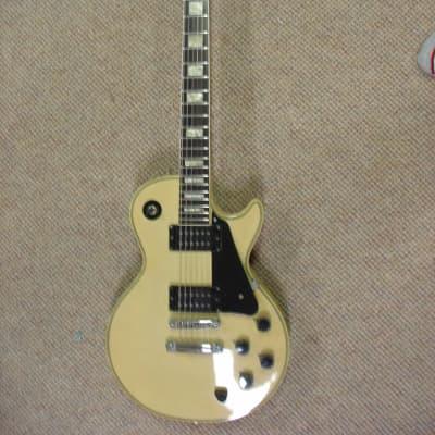 Electra 1980 Electra Studio Zephyr electric guitar !! 1980 white for sale