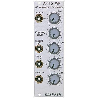 Doepfer - A-116 Voltage Controlled Waveform Processor