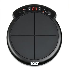 KAT Percussion KTMP1 4-Pad Electronic Drum/Percussion Pad Sound Module