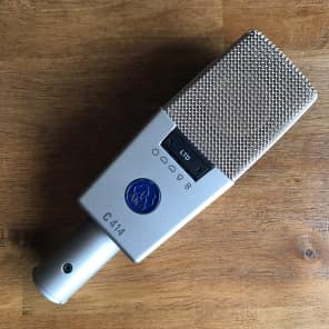 AKG C414 LTD Reference Recording Microphone 60th Anniversary Limited Edition 2007