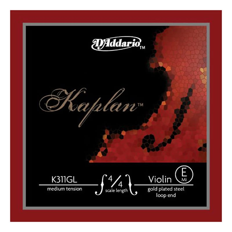 J814 4//4 SCALE HEAVY TENSION D/'ADDARIO PRELUDE VIOLIN STRING SINGLE G STRING