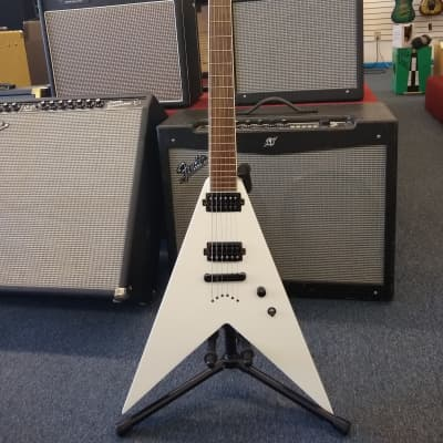 Blakhart V-6 V style electric guitar for sale