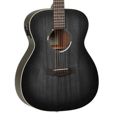 Tanglewood Blackbird Series TWBBOE Orchestra - Smokestack Black Satin for sale