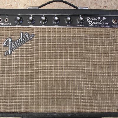 Fender Princeton Reverb Vintage 1967 for sale
