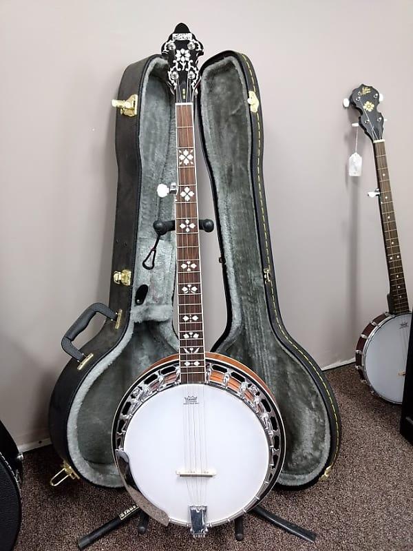 recording king rk r20 resonator banjo deluxe guardian reverb. Black Bedroom Furniture Sets. Home Design Ideas