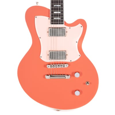 Kauer Starliner Express Coral/Shell Pink 2-Tone w/Wolfetone KauerBuckers (Serial #1026-77) for sale