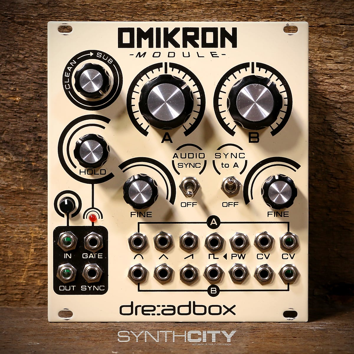 Dreadbox Omikron Dual VCO