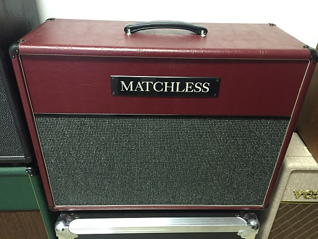 Matchless ESD 2x12 Cabinet - SAMPSON era - 212 Cab | Reverb