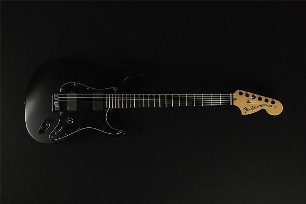 Fender Jim Root Stratocaster - Ebony Fingerboard - Flat ...