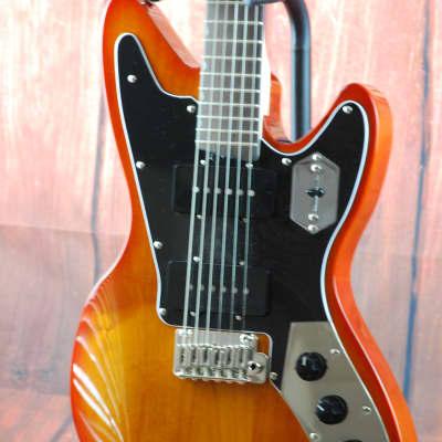 Dream Studios | Maverick Guitar - Honey Burst Transparent for sale