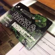 Roland SR JV80-10 Expansion Card Bass & Drum