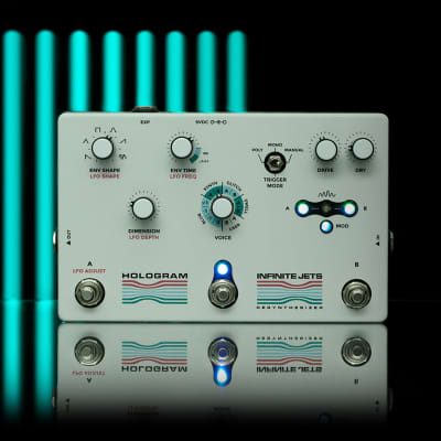 Infinite Jets: Resynthesizer [Hologram Electronics Official]