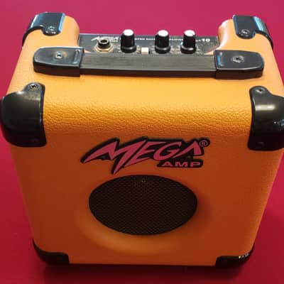 MEGA Amp VL-10  Orange for sale