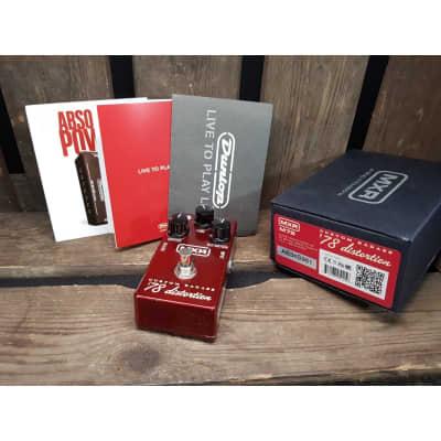 MXR Custom Badass 78 distortion (inc box/docs) for sale