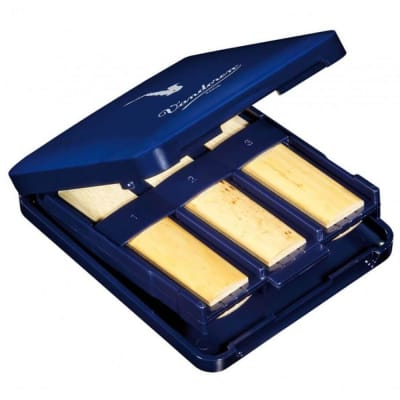 Vandoren VRC620 Alto Sax/Alto Clarinet Reed Case