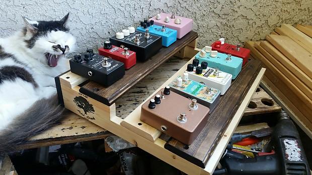 guitar pedalboard socal pedal boards reverb. Black Bedroom Furniture Sets. Home Design Ideas